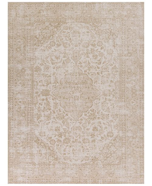 "Kas Retreat Rania 110 Champagne 2'2"" x 3'9"" Area Rug"