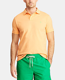Polo Ralph Lauren Men's Custom Slim Fit Polo, Created for Macy's