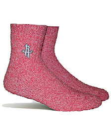 Stance Women's Houston Rockets Team Fuzzy Socks