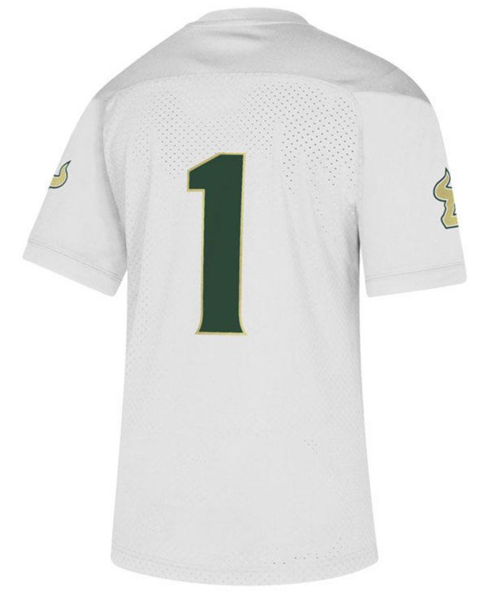 Adidas Men's South Florida Bulls Replica Football Jersey & Reviews - Sports Fan Shop By Lids - Men - Macy's