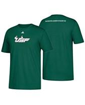adidas Men s South Florida Bulls Branded Big Logo T-Shirt c596aa8b8