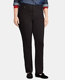 Plus Size Premier Straight Jeans