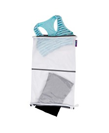Woolite Sanitized Twin Compartment Wash Bag