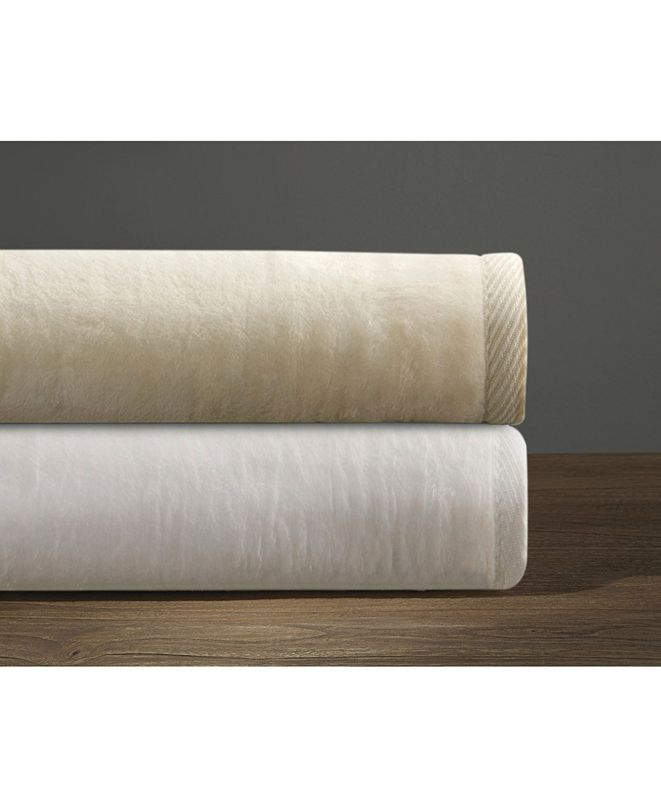 DownTown Company Cashmere Soft Blanket, Queen