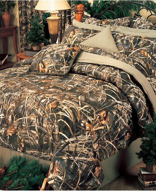 Karin Maki Realtree Max 4 Twin Comforter Set