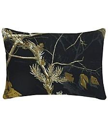 Realtree AP Black Oblong Pillow