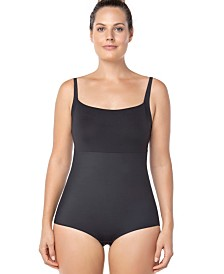Undetectable Edge Supportive Bust Complete Bodysuit Shaper
