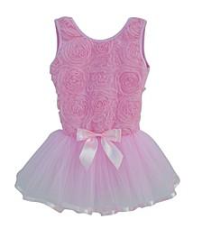Rosette Dance Dress