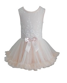 Little Girls Flower Dress