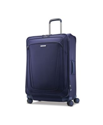"""Silhouette 16 30"""" Softside Expandable Spinner Suitcase"""