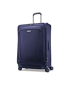 "Silhouette 16 30"" Softside Expandable Spinner Suitcase"