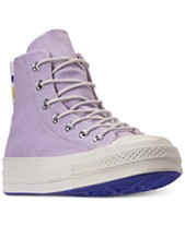 f06a5fecbfee Converse Women s Chuck Taylor All Star 70 High Top Casual Sneakers from  Finish Line