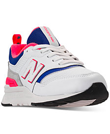 New Balance Boys' 997 Casual Sneakers from Finish Line