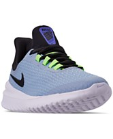 eca06660188e Nike Boys  Renew Rival Running Sneakers from Finish Line