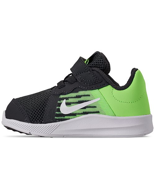 79e2cf6286e8b ... Nike Toddler Boys  Downshifter 8 Running Sneakers from Finish Line ...