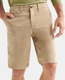 Lucky Brand Men's Flat Front Shorts