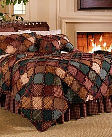 Campfire Cotton Quilt Collection, Queen