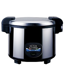 SPT 35-Cups Heavy Duty Rice Cooker
