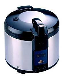 SPT 26-Cups Commercial Rice Cooker