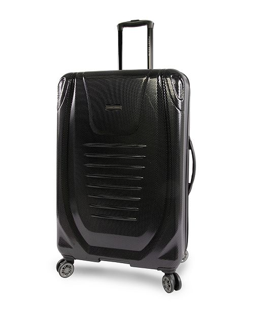 Perry Ellis Bauer Hardside Spinner Luggage Collection