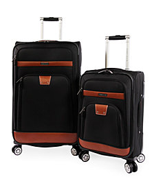 Perry Ellis Premise 2-Piece Luggage Set