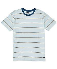 Billabong Men's Die-Cut Striped T-Shirt