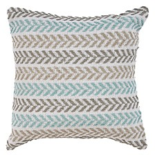 LR Home Altair Sea Breeze Throw Pillow