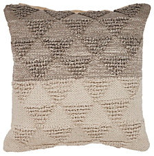 LR Home Gradient Geometric Throw Pillow