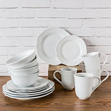 Crest 16Pc Dinnerware Set