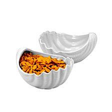 Shell Bowls, Set Of 2