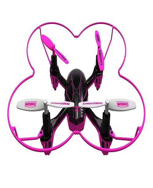 GROOVY TOYS LLC/XDRONE X-Drone Nano Royals Drone