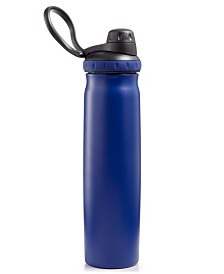 The Cellar 24-Oz. Stainless Steel Double-Walled Blue Tumbler, Created for Macy's