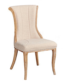 Avalon Flared Back Chair