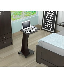 Inval America Rolling Laptop Cart