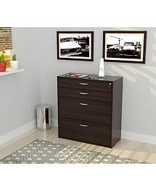 Inval America Storage and Filing Cabinet