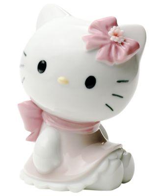 Hello Kitty Collectible Figurine