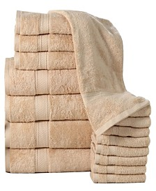 Casa Platino Soft and Luxurious Cotton 16 Piece Towel Set