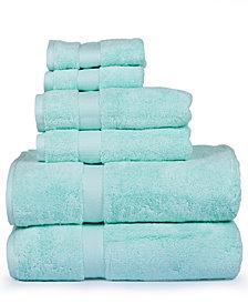 Madhvi Collection Premium Cotton 800 GSM 6 Piece Towel Set