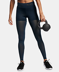 Nike Pro Mesh Leggings
