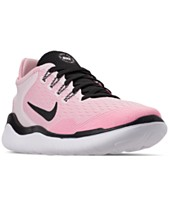 54db0ac2d5d8 Nike Women s Free Run 2018 Running Sneakers from Finish Line