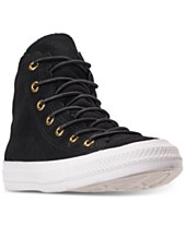 d6f21dbcef08 Converse Women's Chuck Taylor All Star High Top Frilly Thrills Casual  Sneakers from Finish Line