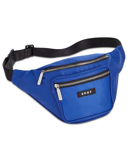 DKNY Zip Belt Bag, Created for Macy's