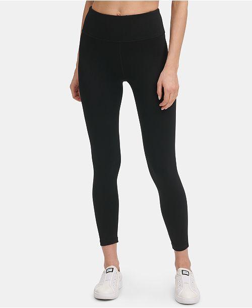 118a0f9c795 ... DKNY Sport High-Waist Ankle Leggings