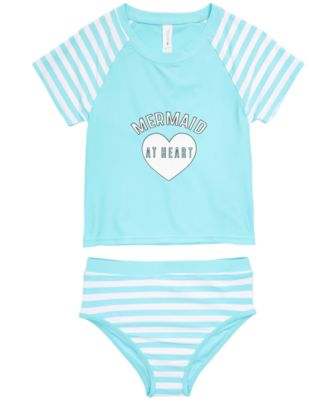 a745549c211eb Ideology Little Girls Swimwear Mix & Match Separates, Created for ...