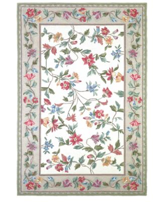 Colonial Vine 1707 Ivory 3'6