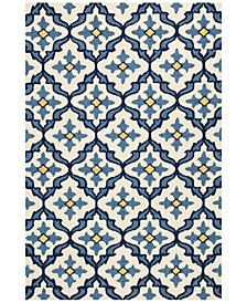 "CLOSEOUT! Harbor Mosaic 5' x 7'6"" Indoor/Outdoor Area Rug"