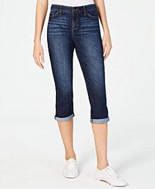 Lee 5-Pocket Capri Jeans