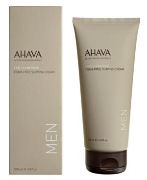 Image of Ahava Men's Foam-Free Shaving Cream
