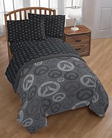 Blizzard Heroes Twin Comforter
