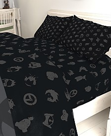 Blizzard Overwatch 3-Pc. Twin Sheet Set